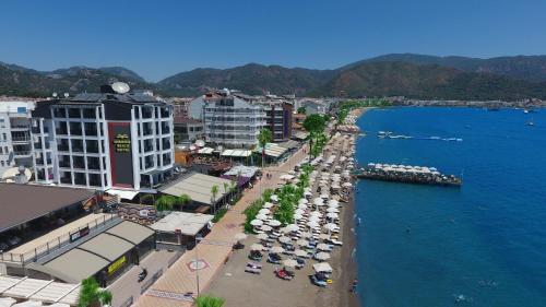 Marmaris Marmaris Beach Hotel odalar