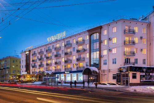 . Chuvashia Hotel