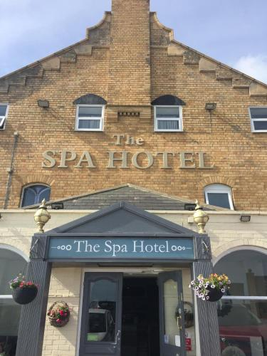 The Spa Hotel, Saltburn By The Sea