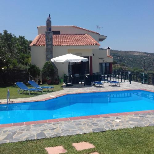 . Villa Iliothea