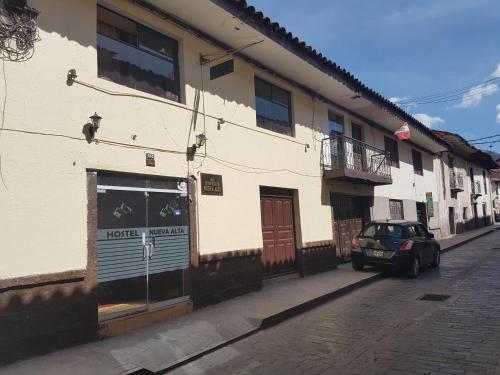 Hotel Hospedaje Nueva Alta