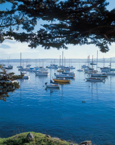 Spindrift Inn - Monterey, CA CA 93940