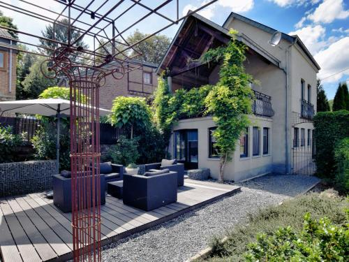 La Maison De Jardin in Belgium