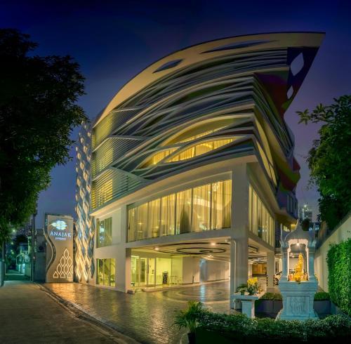 Anajak Bangkok Hotel impression