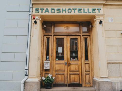 Hotel-overnachting met je hond in Arboga Stadshotell - Arboga