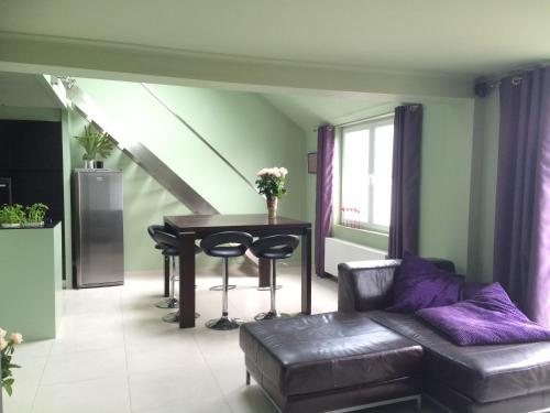 Exceptional sunny loft, 9230 Wetteren