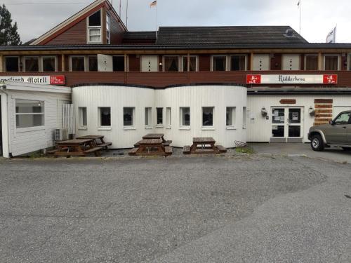 Ridderkroa Tresfjord