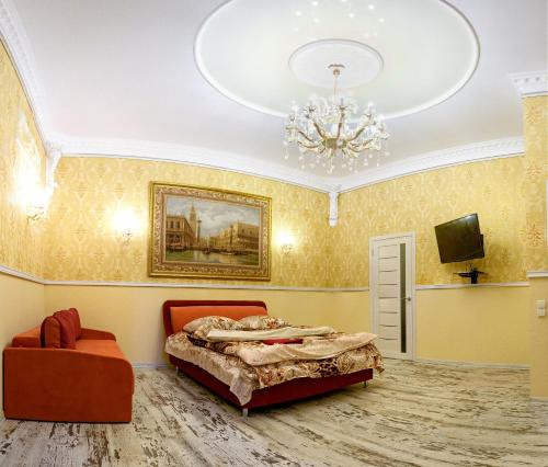 . 3 Room President Apartment Gold 2020 NEW