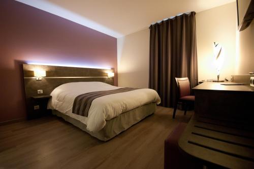 Brit Hotel Confort Saint-Dizier - Hôtel - Saint-Dizier