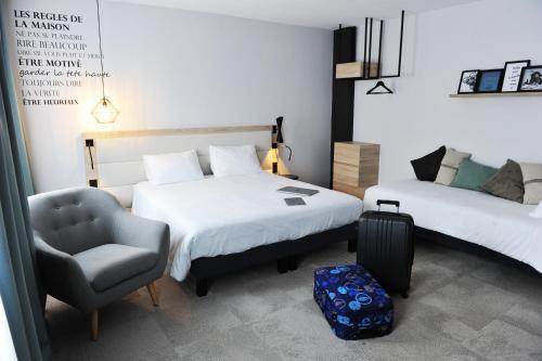 Urban Style Hotel de France - Hôtel - Vannes