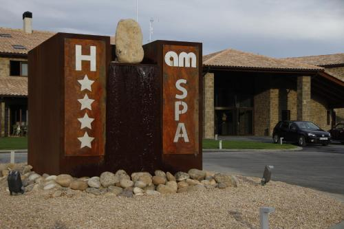 Duplex Room Hotel Spa Aguas de los Mallos 31