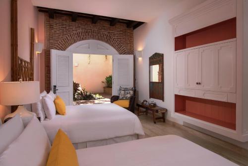 Casas del XVI Boutique Hotel стая снимки