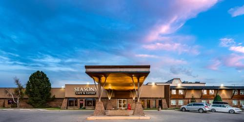 __{offers.Best_flights}__ Heritage Inn Hotel & Convention Centre - Taber