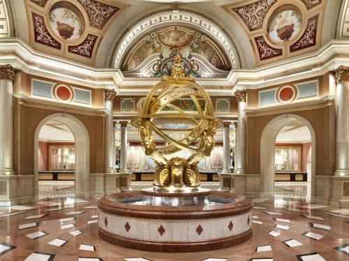 3355 Las Vegas Blvd. South, Las Vegas, Nevada 89109, United States.