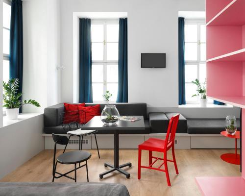 Dice Apartments impression