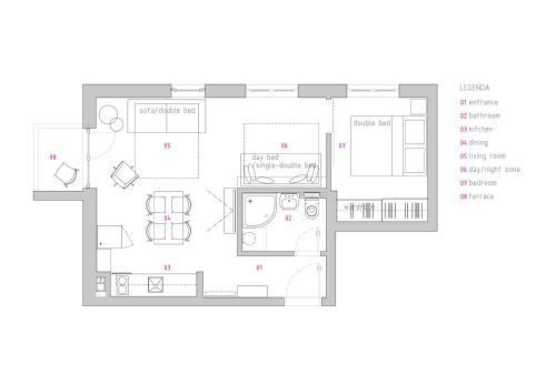Apartment Exclusive room photos