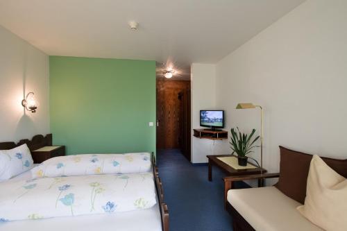 Hotel Bahnhof 部屋の写真