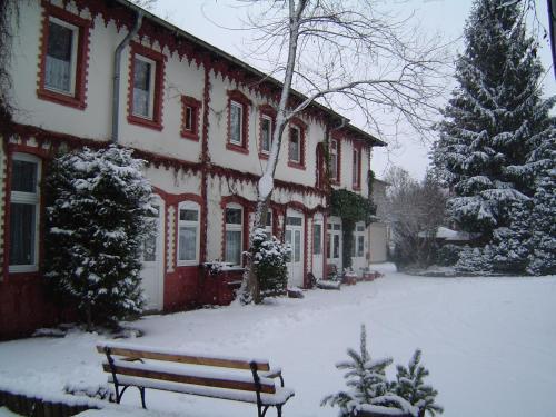 ApartHotel Landhaus Lichterfelde photo 44