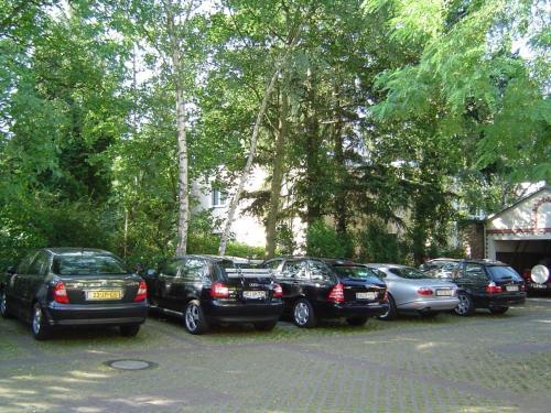 ApartHotel Landhaus Lichterfelde photo 22