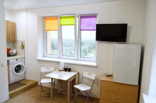 . Studio-Apartment in Zvenigorod