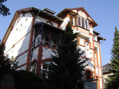 ApartHotel Landhaus Lichterfelde photo 24