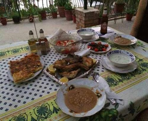 Guest House Baba Lluka, Beratit