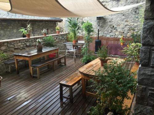 Accommodation in Bellver de Cerdanya