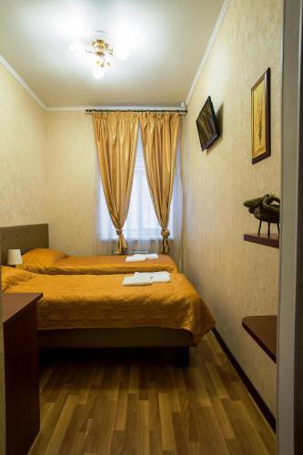 Гостевой дом Золотое Руно Стандартный двухместный номер с 1 кроватью или 2 отдельными кроватями