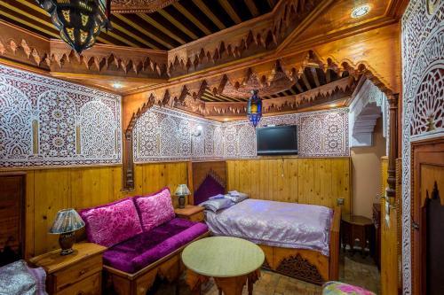 Riad Hiba, Meknès