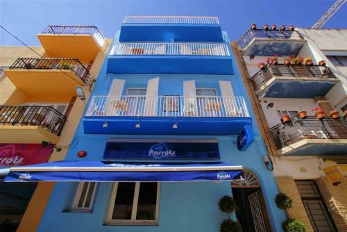 Parrots Sitges Hotel photo 13
