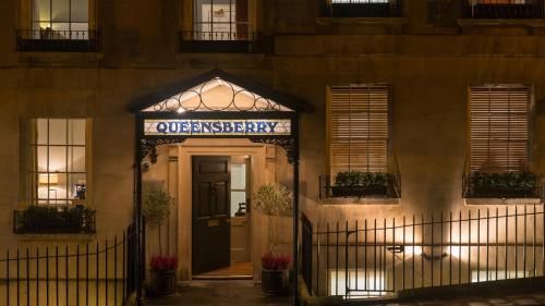 The Queensberry Hotel, Museum Of Bath At Work
