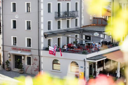 Hotel De Londres - Brig