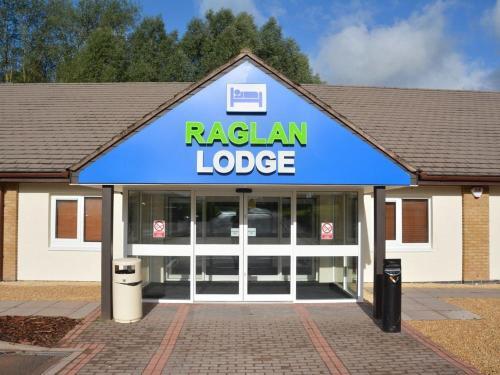 Raglan Lodge, Monmouth