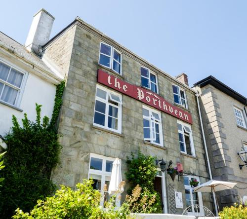 The Porthvean (Bed and Breakfast)