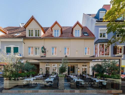 . Pfeiler's Bürgerstüberl - Hotel