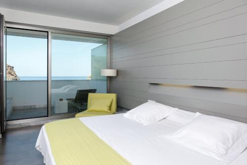 Habitación Individual Deluxe con balcón Hotel Spa Calagrande Cabo de Gata 3