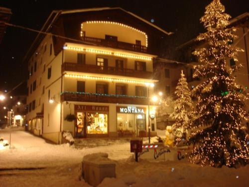 Hotel Montana a Cortina d'Ampezzo