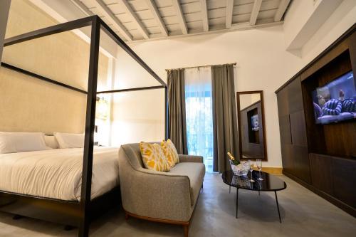 Junior Suite with Terrace Legado Alcazar 43