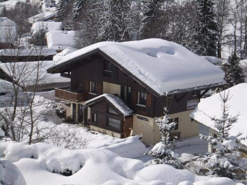 Chalet Aventure - Accommodation - Les Gets