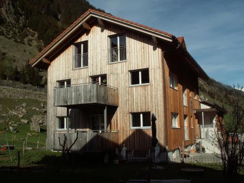 . Ferienwohnung Gästehaus Fürlauwi