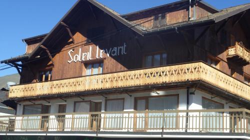 Soleil Levant 2754530 Morzine