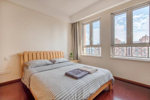 Zhongyang Jingcheng Service Apartment photo 2