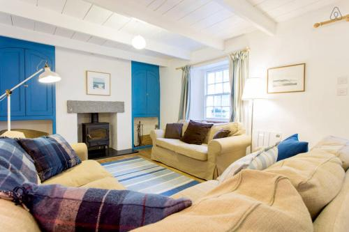 Fisherman's Cottage, St Mawes, Cornwall