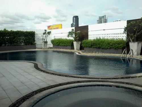 Nice view over the heart of Bangkok photo 7