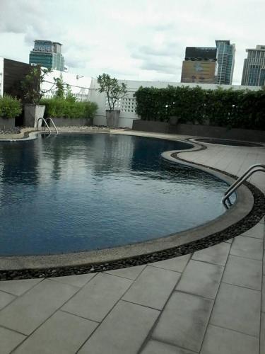 Nice view over the heart of Bangkok photo 8