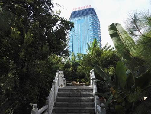 Chinese Yew Lake Hotel