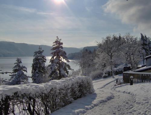 . VVF Villages « Le Fjord Jurassien » Maisod le lac
