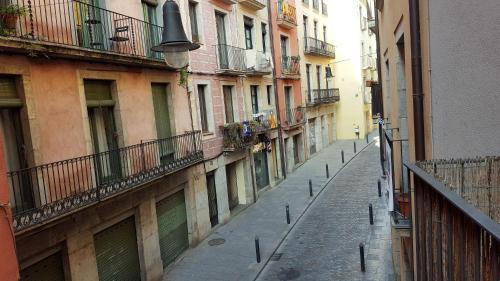 A Hotel Com Gran Estudio Barri Vell Huoneisto Girona Spain