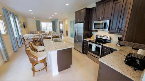 Eight Bedrooms With Private Pool And Spa (1756) - Kissimmee, FL 34747