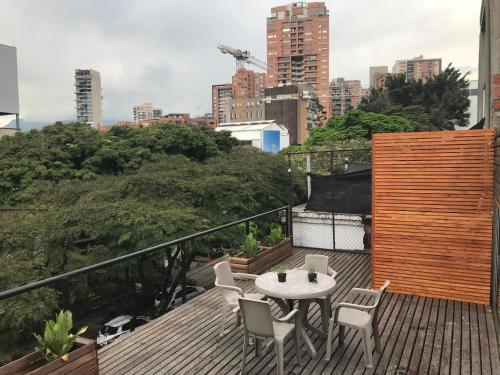 . Two BR apartment Lleras